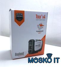 New 2017 Bushnell Tour V4 Télémètre avec PinSeeker Jolt Technology