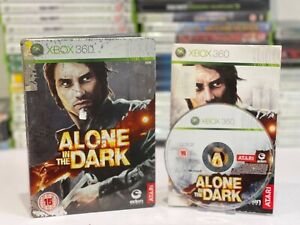 Xbox 360 - Alone in the Dark - Limited Steelbook Edition - Uk Stock