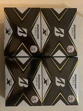 New listing Bridgestone Tour B X Golf Balls 4 Dozen - White