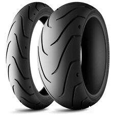 Michelin 120/70ZR18 & 180/55ZR17 Scorcher 11 Tires 09-12 Harley-Davidson XR1200