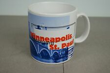 Starbucks Mug Cup Huge 20 Oz Vintage 1999 MINNEAPOLIS ST. PAUL