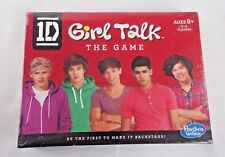 Hasbro 1D One Direction Girl Talk The Game Board Card Game