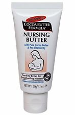 6 Pack Palmer's Nursing Cream with Pure Cocoa Butter & Pro Vitamin B5 1.1oz Each