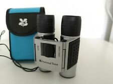 NAtional Trust Binoculars with pouch 126m/1000m 8x21