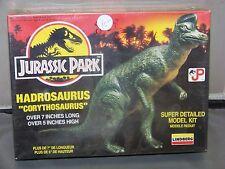 "Hadrosaurus Jurassic Park ""CoryThosaurus"" Super Detailed Model Kit Factory Seal"