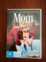 Mom : Season 2 (DVD, 2016, 3-Disc Set)