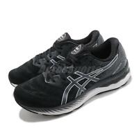 Asics Gel-Nimbus 23 4E Extra Wide Black Grey White Men Running Shoe 1011B005-001