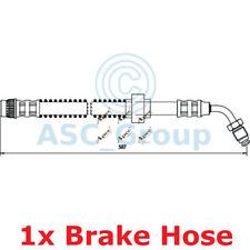 APEC BRAKING 507mm Scheibe Bremssattel flexibel GUMMISCHLAUCH hos3672
