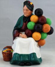 "Vintage Royal Doulton Lady Figurine ""The Old Balloon Seller""-England HN 1315"