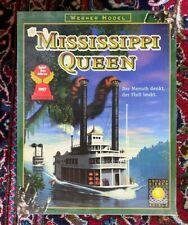 Mississippi Queen Neu/New GoldSieber