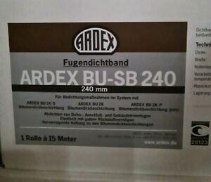Ardex Abdichtungsband Fugendichtband für Bitumen Dickbeschichtung Dehnfuge 15m