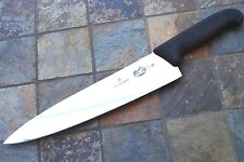 "Victorinox 10"" CHEF'S Knife Fibrox Handle Kitchen Cutlery 40521 NEW!"
