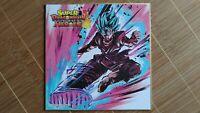 Dragon Ball Heroes Son Goku SSJ Blue Card Super Bandai Shikishi Art Dragonball Z