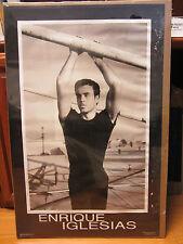 vintage Enrique Iglesias 1997 poster  10661
