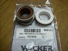 Wacker Trash Pump Mechanical Seal Fits New Style PT3A, PT3V, PT3H 0117819