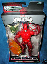 TOXIN SPAWN OF SYMBIOTES SPIDERMAN INFINITE MARVEL COMICS LEGENDS BROCK UNIVERSE