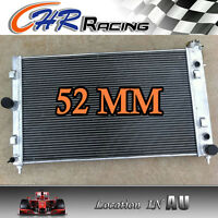 52mm Aluminum alloy Radiator Holden Commodore VZ LS1 LS2 SS V8 04 05 06 AT/MT