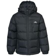 Infant Boys Trespass Tuff Waterproof Jacket in Black From Get The Label 5-6 MCJKCAI20004IBLK149