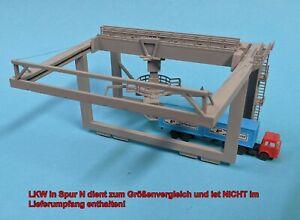 Container - Hafenkran als Bausatz - geeignet für Spur N 1:160
