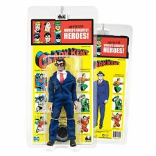 DC Comics Retro Mego Kresge Style Action Figures Series 4: Clark Kent by FTC