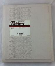 Dentsply Trubyte biotone mould guide plastic anteriors 80006-90 80006-91