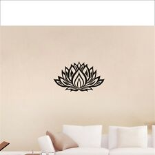 Bouddha Lotus Inde mural wallpaper mur Bijoux 33 x 56 CM la fresque