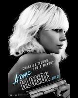 Charlize Theron [Atomic Blonde] 8x10 10x8 Photo 63043