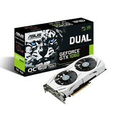 ASUS GeForce GTX 1060 6GB Dual Boost Graphics Card