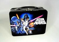 Vandor Classic Star Wars: A New Hope Large Tin Tote / Metal Lunch Box 2014