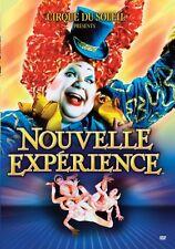 Cirque Du Soleil: Nouvelle Experience DVD