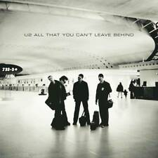 U2 - ALL THAT YOU CAN'T LEAVE BEHIND - LP REISSUE VINYL NEW SEALED 2018