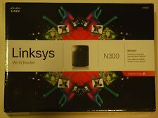 LINKSYS WI-FI ROUTER N300 E1200 IN ITS ORIGINAL BOX