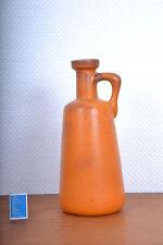 Otto Gerharz west german modernist ceramic vulcano glaze