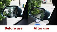2x Universal Rear View Side Mirror Rain Shade Sun Visors Shade Shield For Car