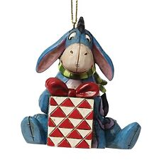 Disney Traditions A27553 Christmas Eeyore Hanging Ornament
