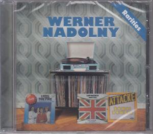CD Werner Nadolny- Rarities (Jane, Lady, Jon Symon) Krautrock new sealed