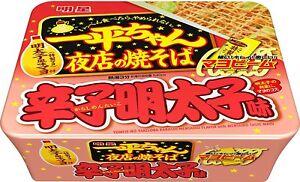 "MYOJYO JAPAN Source taste INSTANT YAKISOBA ""Mayonnaise in mentaiko"" 128 g x 12"