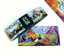 ZOX **HAPPY TO BE HERE** Silver Strap med Wristband w/Card New Mystery Pack