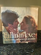 **LOOK **LP Vinyl Fallin In Love The Greatest Love Hits Ever Recorded Double LP