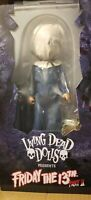 Mezco Toyz Living Dead Dolls LDD FRIDAY THE 13TH PART 2 Jason Voorhees IN STOCK
