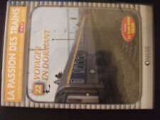 DVD The passion of trains no.22 travel in my sleep