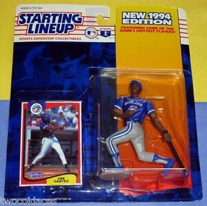 1994 JOE CARTER 1st Toronto Blue Jays NM- *FREE_s/h* Starting Lineup