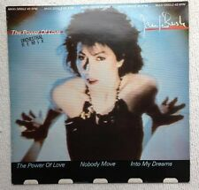 "JENNIFER RUSH The Power Of Love Orchestral Remix 1984 German 12"" Vinyl Single"