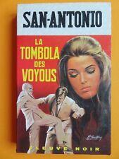 099 - La tombola des voyous - San-Antonio - Fleuve Noir - N° 129
