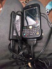 Motorola Zebra Wondows 10 00006000  Hsndheld Scanner mc55