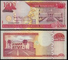 REPUBBLICA Dominicana 1000 PESOS (P180a) 2006 UNC