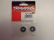 TRAXXAS - BALL BEARINGS, BLUE RUBBER SEALED (8X16X5MM) (2) - MODEL# 5118 - Box 3