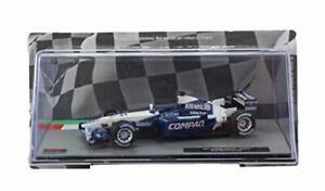 Deagostini Diecast 1:43 F1 Scale Model - Ralf Schumacher F1 FW23 Race Car 2001