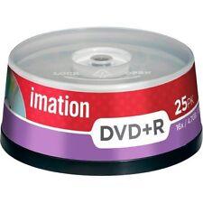 SPINDLE DVD IMATION DVD +R 4,7 Gb 16x (CAMPANA DA 25 PEZZI)