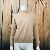 Babaton Wool Cashmere Blend Long Sleeve Turtleneck Pullover Sweater Extra Small